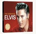 楽天ぐるぐる王国 楽天市場店【輸入盤】ELVIS PRESLEY エルヴィス・プレスリー/ESSENTIAL(CD)