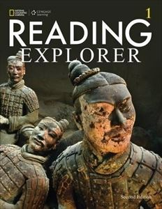 Reading Explorer 2nd Edition Level 1 Student Book