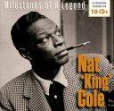 【輸入盤】NAT KING COLE ナット キング コール/MILESTONES OF A LEGEND(CD)