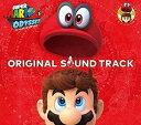 《送料無料》(ゲーム・ミュージック) スーパーマリオ オデッセイ オリジナルサウンドトラック(CD)