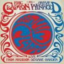 【輸入盤】ERIC CLAPTON AND STEVE WINWOOD エリック クラプトン アンド スティーヴ ウィンウッド/LIVE FROM MADISON SQUARE GARDEN(CD)