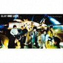 GLAY / ONE LOVE Anthology(2CD+Blu-ray) (初回仕様) CD
