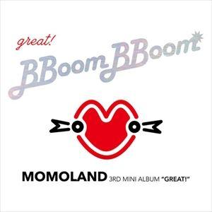 【輸入盤】MOMOLAND モモランド/3RD MINI ALBUM : GREAT!(CD)