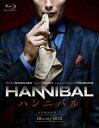 《送料無料》HANNIBAL/ハンニバル Blu-ray-BOX(Blu-ray)