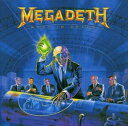 【輸入盤】MEGADETH メガデス/RUST IN PEACE(CD)