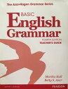 Basic English Grammar 4th Edition Teacher's Guide