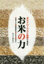 ポストハーベスト技術で活かすお米の力 ●美味しさ●健康機能性●米ぬか●籾がら