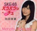 SKE48 パラパラッチュ 向田茉夏