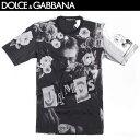 ドルチェ&ガッバーナ DOLCE&GABBANA メンズ 半袖 Tシャツ G8GH2Z G7IYW N0000 61A (R101269)