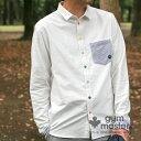 gym master(ジムマスター) G602315 レインボースナップボタン2WAYシャツ