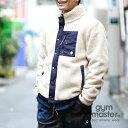 ショッピングマウンテンパーカー 【11月お届け】gym master(ジムマスター) G633391 リバーシブルマウンテンJKT