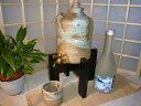焼酎が、とってもまろやか〜♪手軽に楽しむ『灰釉焼酎熟成サーバー』