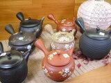 常滑陶瓷茶壶不规则货物由一个传统的手艺! !如果您可以到达所有点的茶壶正在迅速?享受超数量有限,价格! ![伝統工芸士作 一級品 常滑焼急須最大68%OFF開催不定期!!早い物勝ちどんな急須が届くかはお楽しみ♪