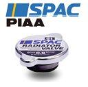 ●オーバーヒート防止 PIAA SPAC ホンダ系 ラジエターバルブ 108kPa ラジエターキャップSV56【特JF】