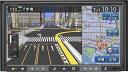 【送料無料】クラリオン NX710 2010年度地図 8GB SDナビ DVD&フルセグ内蔵 7型VGA 高輝度LED