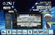 イノベイティブ ANX-F714CH AZUR フルセグチューナー内蔵メモリーナビゲーション Bluetooth 2x2地デジ CD DVD USB CPRM対応 7インチ