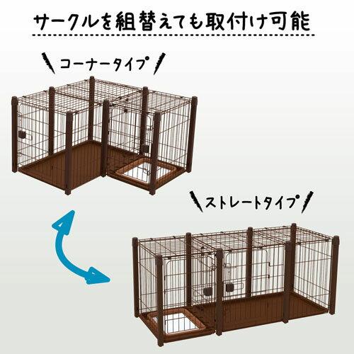 ペティオ トイレのしつけが出来る 木製ドッグル...の紹介画像3