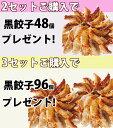 餃子 送料無料 中華 セット【5,000万個突破】黒餃...