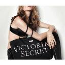 【送料無料】VICTORIA'S SECRET ヴィクトリアシークレット バッグ トートバッグ ママバッグ 大容量 大きめ ビーチバッグ ロゴ 黒 ブラック