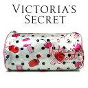 【送料無料】VICTORIA'S SECRET ヴィクトリアシークレット ビクトリア ポーチ 化粧ポーチ コスメプリント カラフル