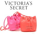 【送料無料】VICTORIA'S SECRET ヴィクトリアシークレット ショルダーポシェット ビクトリア ピンク レッド