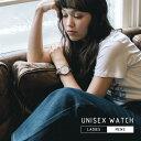 送料無料 腕時計 ウォッチ 男女兼用 ユニセックス ナイロン ライン ピンクゴールド シルバー レディース メンズ