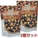 【2袋セット】DJ&A シイタケ マッシュルーム クリスプ 300g 2袋セット 椎茸 スナック コストコ COSTCO