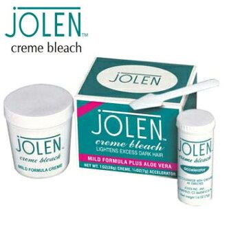 JOLEN cream bleach ジョレン 크림 블리치 마일드 타입 28g 알로에 들어가고 Jolen japan 정품