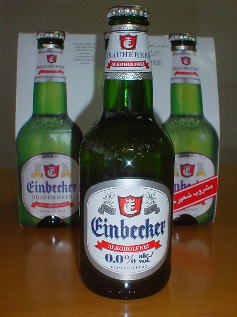 Germany-born パーフェクトノン alcohol beer einbecker 330 ml