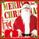 GOGOサンタさん (レッド)  [サンタクロース コスプレ サンタ衣装 メンズ 男性用コスチューム クリスマス衣装]【827726】【02P03Dec16】
