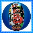 [400709] トッキュージャー ビーチボール 40cm [ウキワ 浮き輪 うきわ 浮輪 海水浴 プール 夏グッズ 海外旅行 ハワイ 沖縄]【_400709】