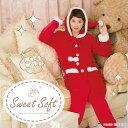 Sweet Soft オールインワンサンタ  [サンタ コスプレ サンタ コスチューム クリスマス 衣装 コスチューム]【862376】