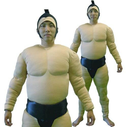 相撲 コスプレ] 相撲スーツ 黒 [大相撲 力士 コスプレ ブラック 肉襦袢 ...