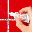 タイル掃除 簡単[メジガード]なぞるだけでタイルの目地真っ白...
