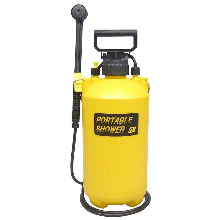 マルハチ産業蓄圧式シャワー