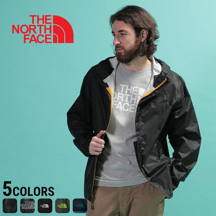 ノースフェイス THE NORTH FACE ベンチャージャケット ナイロンブルゾン VENTURE JACKET ジャケット ザ・ノースフェイスメンズ カジュアル 男性 メンズファッション アウター 防水 軽量 レインジャケット