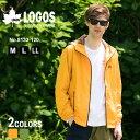 LOGOS ロゴス 300T デュスポ 撥水 パーカーメンズ カジュアル 男性 ファッション トップス アウター 81331320