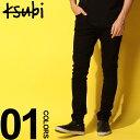 Ksubi スビ ボタンフライ 5P ジーンズ CHITCH LAID BLACKブランド メンズ 男性 カジュアル ファッション ボトムス コットン シンプル ストリート ロング KB1000058471 流行 メンズファッション ブランド 原宿ゼンモール