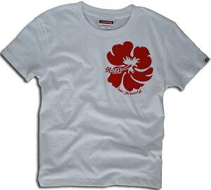 ハイビスカス Tシャツ
