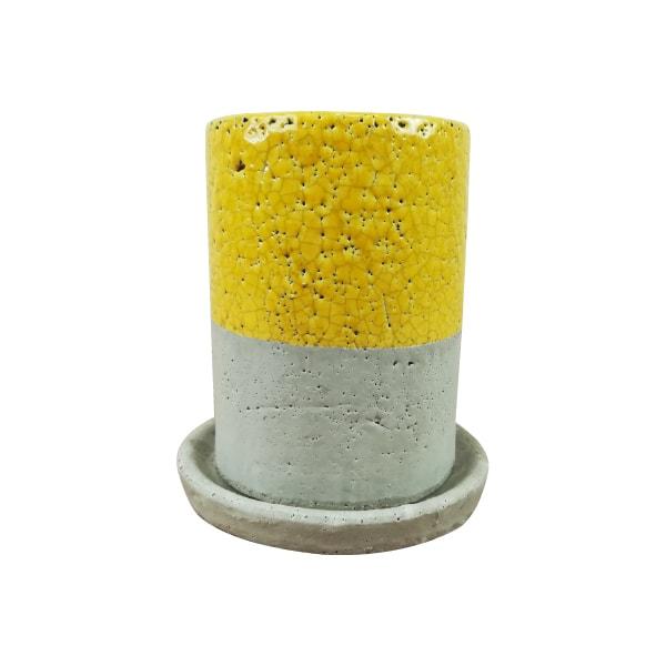 植木鉢 おしゃれ シャビーポット RR208-110 4号(11cm) / 陶器鉢 アンティーク