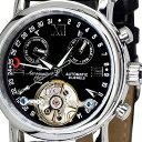 メンズウォッチ デカ厚 多機能 腕時計/カレンダー デイト