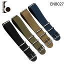 ナイロンベルト ブラック/グリーン/ライトブラウン/ブルー メンズ ユニセックス [ENB027]