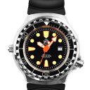 Tauchmeister 1937 トーチマイスター 1937 クォーツ 腕時計 メンズ ダイバーズウォッチ [T0078] 並行輸入品 メーカー保証24ヶ月&...