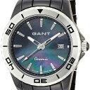 GANT ガント 電池式クォーツ 腕時計 [W70371] 並行輸入品 ブラック(黒)