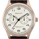 GANT ガント クォーツ 腕時計 メンズ エレガント アメリカ [W71603] 並行輸入品 純正ケース メーカー保証24ヶ月