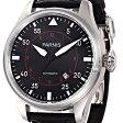 【NEW】PARNIS パーニス クォーツ 腕時計 メンズ [PA2106-S3AL-SVBK] 並行輸入品 メーカー保証 10P01Oct16