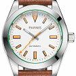 【NEW】PARNIS パーニス クォーツ 腕時計 メンズ [PA2107-S3AL-WHBR] 並行輸入品 メーカー保証 532P17Sep16