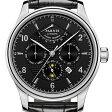 【NEW】PARNIS パーニス クォーツ 腕時計 メンズ [PA6062A-S7AL-BKsvBK] 並行輸入品 メーカー保証 10P01Oct16