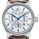 【NEW】PARNIS パーニス クォーツ 腕時計 メンズ [PA6062A-S7AL-WHblBR] 並行輸入品 メーカー保証【10P03Dec16】