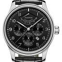 【NEW】PARNIS パーニス 自動巻き 腕時計 メンズ PA6062B-S7AL-BKsvBK 並行輸入品 メーカー保証